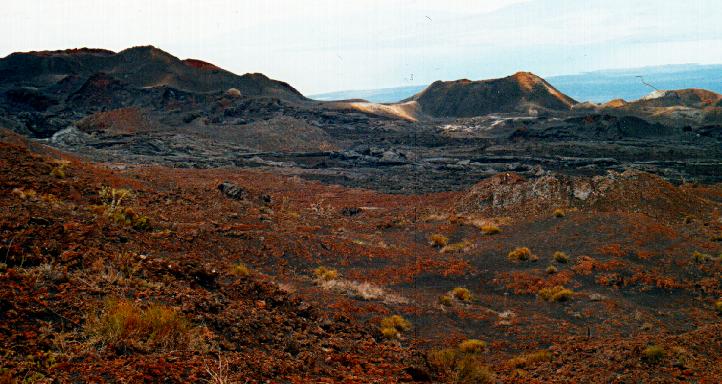 Vulkan Sierra Negro